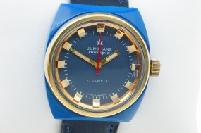 Junghans Olympic 17 Jewels – Kaliber 620.00 (1970)