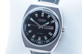 Citizen Parawater Automatic 21 Jewels – Kaliber 6501 (1971)