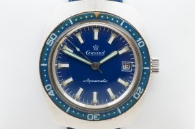 Exquisit Aquamatic Taucheruhr – ETA 2472