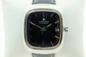Junghans 17 Jewels – Kaliber J623.21 (1975)
